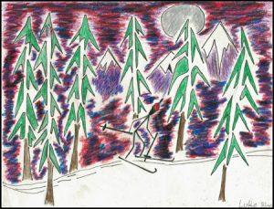 Art Contest Winner Aged 9 to 12