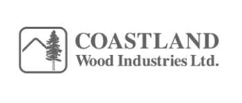 Coastland Wood Industries Ltd. Logo - Gold and Legacy Sponsor