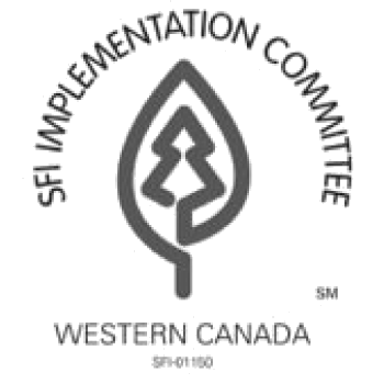 Western Canada Sustainable Forestry Initiative Implementation Committee Logo - Platinum and Legacy Sponsor