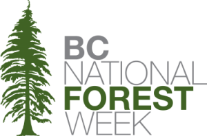 BC National Forest Week logo
